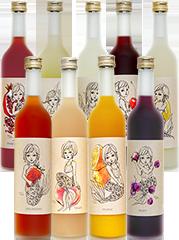 人魚の果実酒(エイスオーシャン)